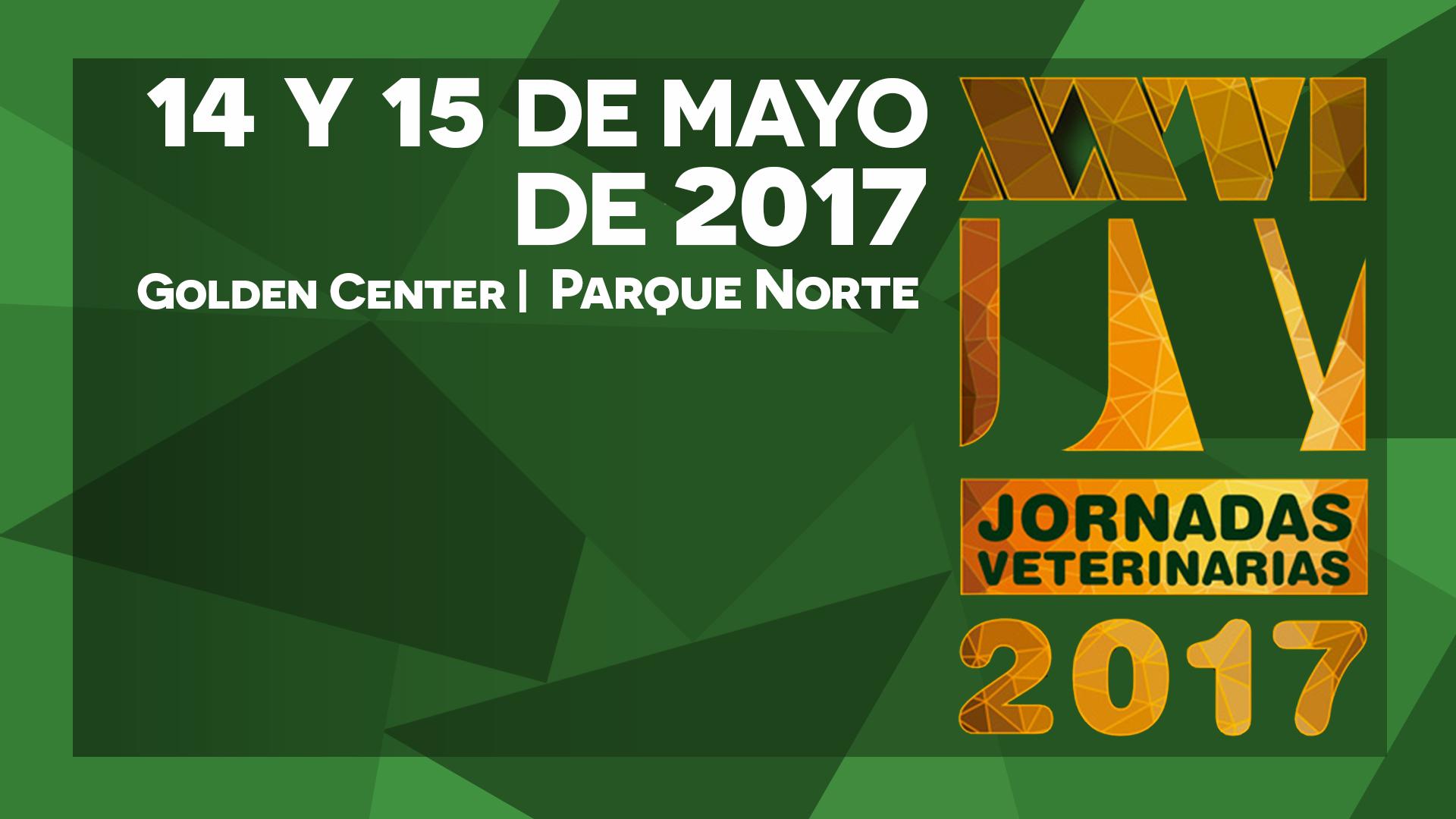 XXVI Jornadas Veterinarias 2017
